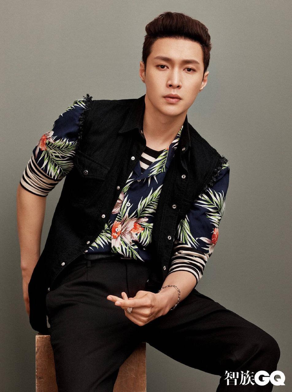 dc63a0edf2 Entrevista do Yixing para a revista GQ China
