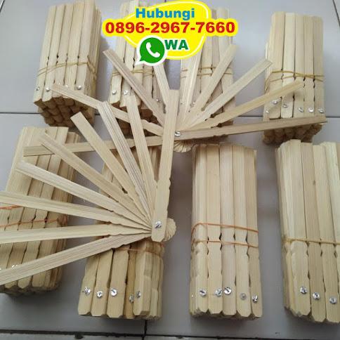 produsen bambu kipas sedang tanpa gagang tipe 18an harga gro