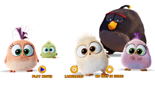 The Angry Birds (2016) DVD cap 1