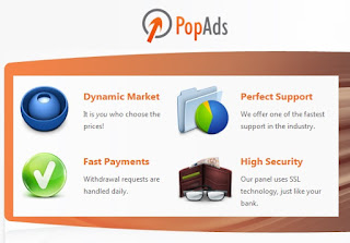PopAds - Alternativa Adsense