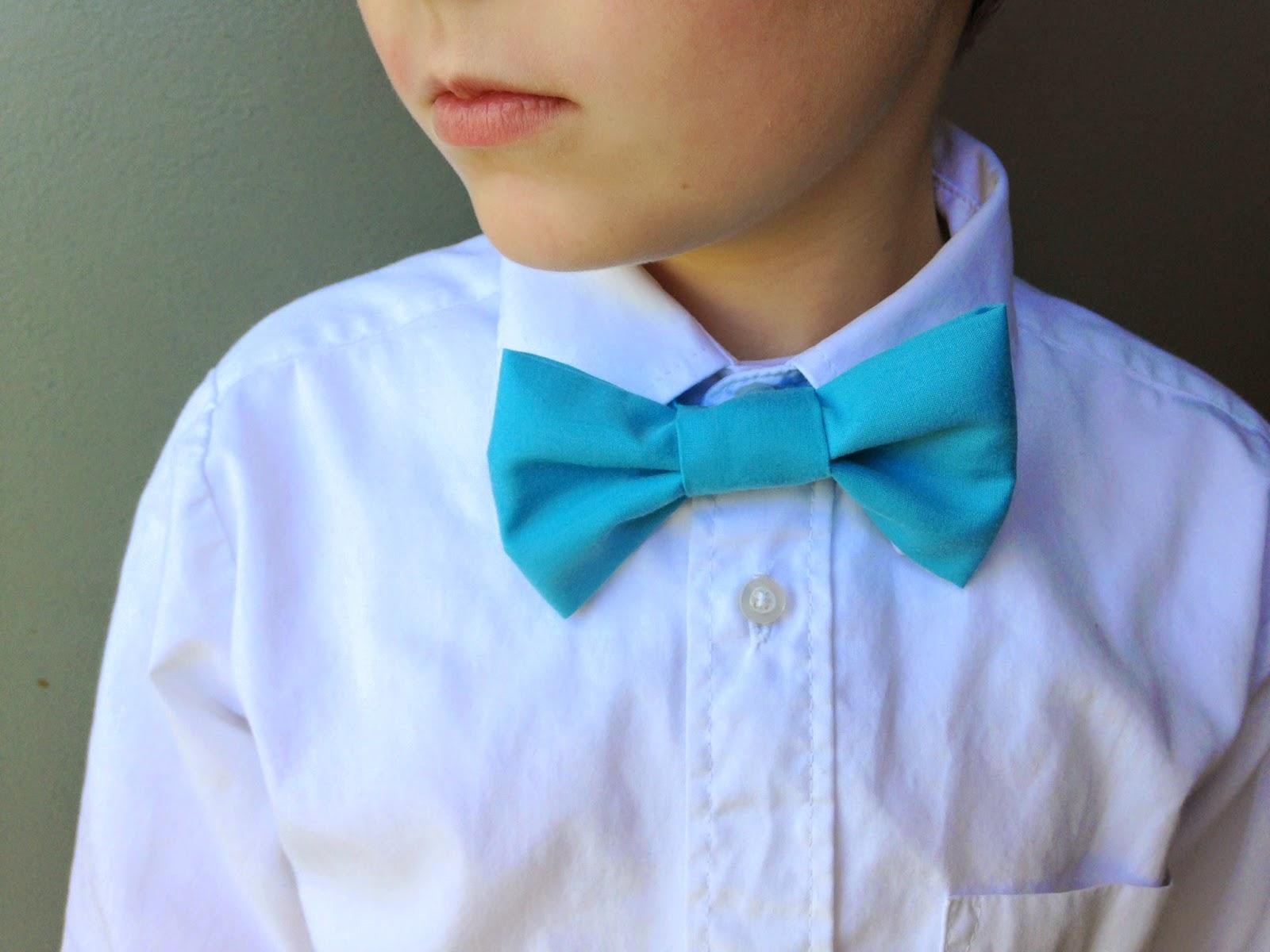 5 Little Monsters: Little Boy Bow Ties