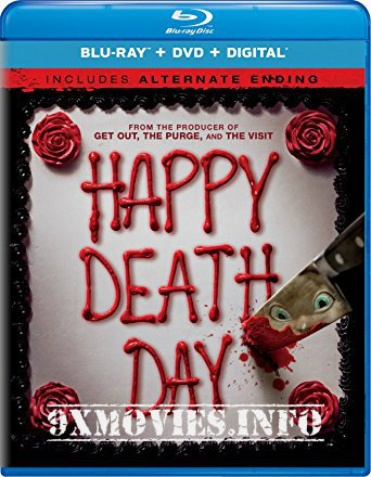 Happy Death Day 2017 English 480p BRRip 300MB ESubs