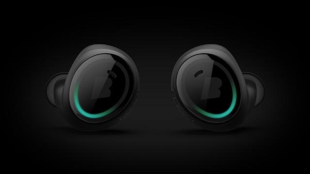 The World's First Wireless Smart earphones