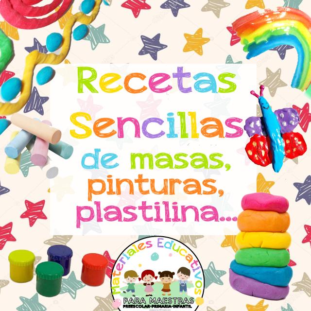recetas-masas-pinturas-plastilina