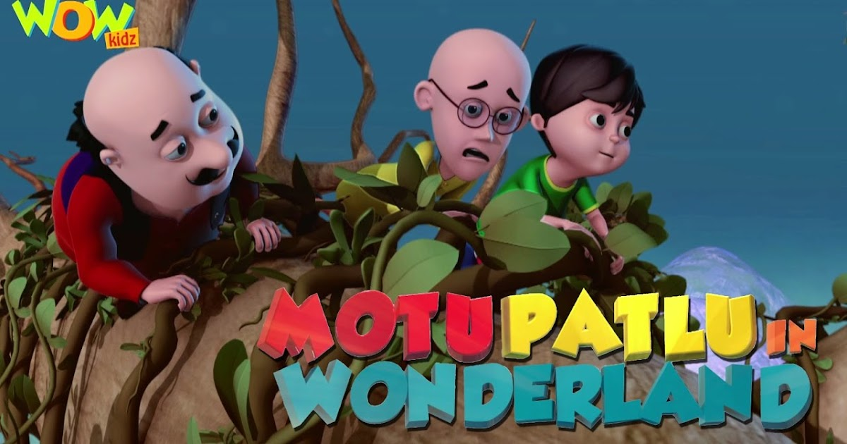 Motu Patlu Cartoon Motu Patlu King Of Kings Movie