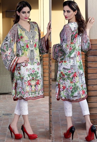 Silk Clothes Design | New Fashion For Men Women Clothes Design For Girl 2016