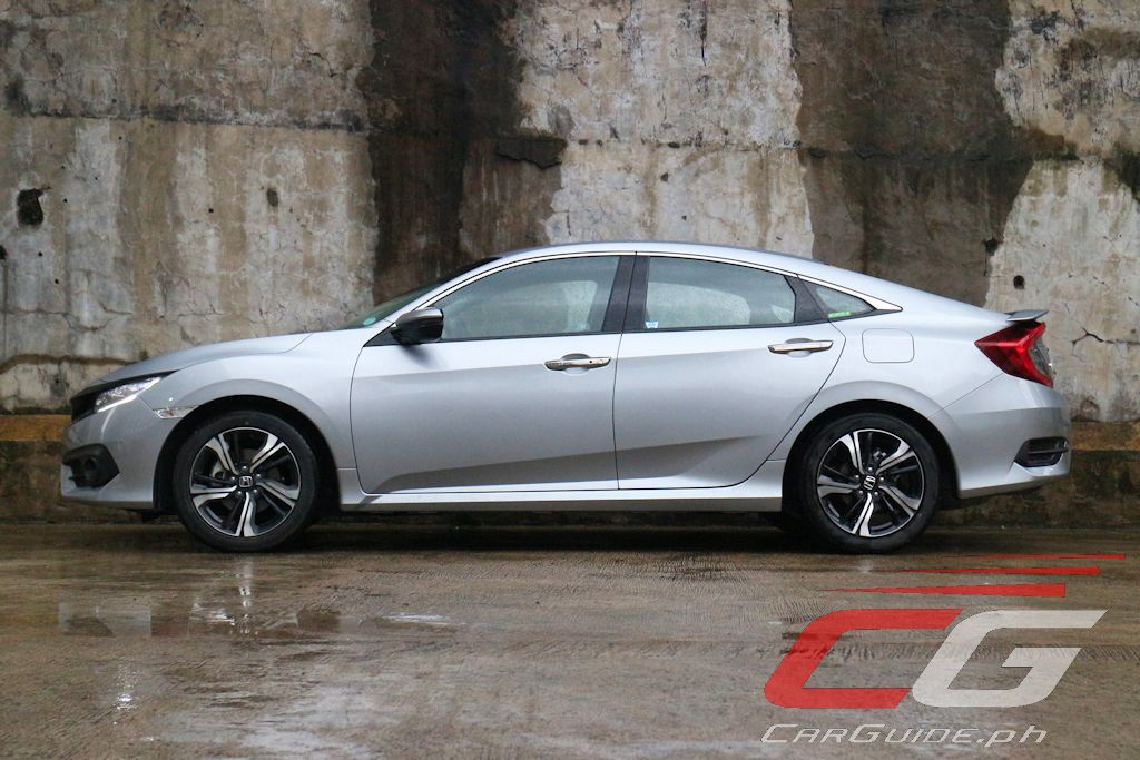 Temple Of Vtec >> Review: 2016 Honda Civic RS Turbo | Philippine Car News