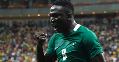 Nigeria Beats Japan 5-4 In Their First Match At The 2016 Rio Olympics