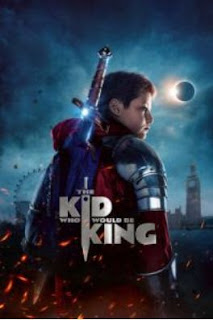 Download Film The Kid Who Would Be King (2019) WEB-DL Sub Indonesia