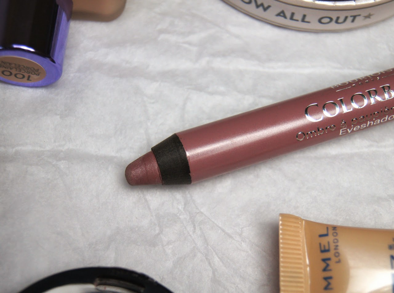 bourjois colorband eyeshadow liner 05 mauve baroque review