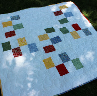 Charm-Square-Baby-Quilt