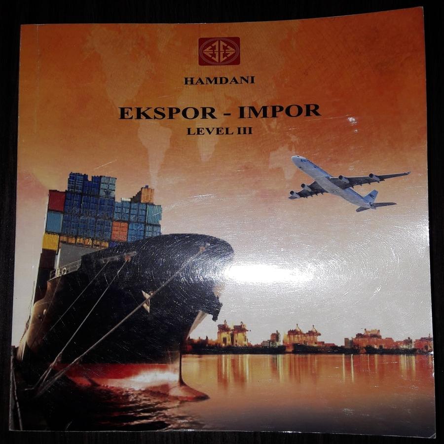 Buku Ekspor-Impor Tingkat Menengah - Level 3