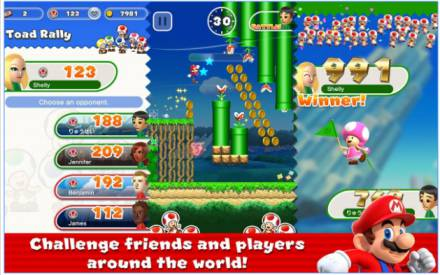 Game Super Mario Gratis: Super Mario Run Mod Apk