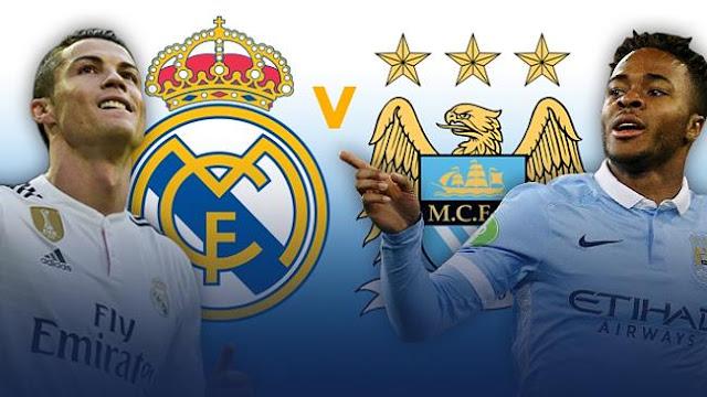 Prediksi Manchester City dan Real Madrid 27 April 2016