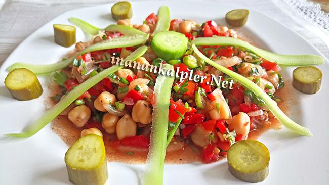 Nohut Salatası - inanankalpler.net