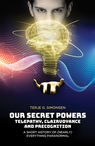 Our Secret Powers cover