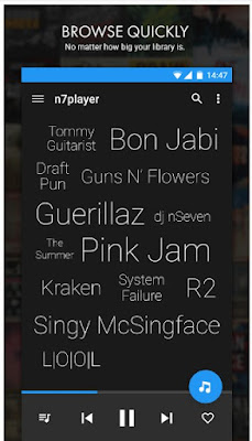 N7PLAYER MUSIC PLAYER APK FOR ANDROID