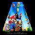 Abecedario 3D de Super Mario Bros. Super Mario Bross 3D Alphabet.