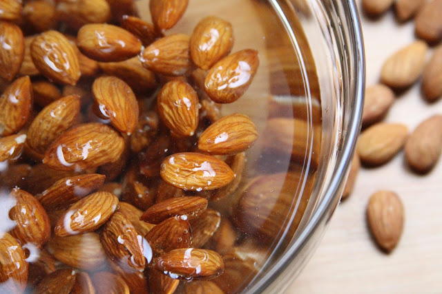 Why You Should Always Soak Your Almonds Before Eating Them