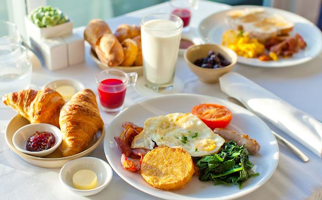Jangan lewatkan sarapan setiap pagi