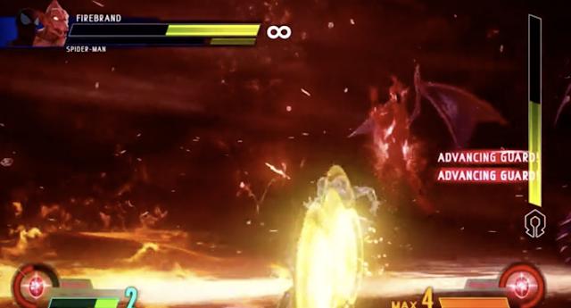 Descubre el jefe final de Marvel vs Capcom Infinite