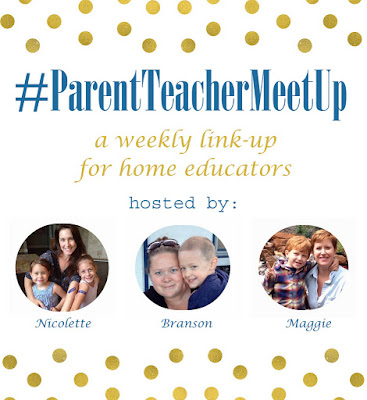 Join us for this homeschool blogger linkup each Saturday to share what has been happening in your homeschool and connect with others who know what it is like to be both parent and teacher.