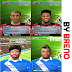 PES6 l PES5 l WE9 l Facepack do Vitoria  v16 ( PEDIDO) l By Breno