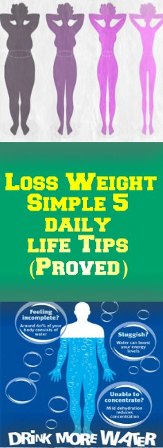 How to Loss Weight Without any Exercise Simple 5 daily life Tips (Proved)