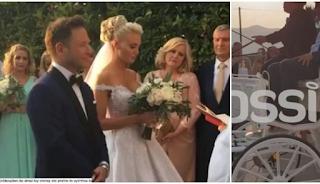 Ο γάμος της χρονιάς: Ο παραμυθένιος γάμος για την Αλεξάνδρα Παναγιώταρου - ΕΙΚΟΝΕΣ