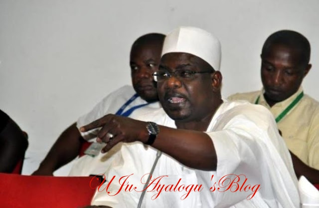 NASS crisis: Buhari's ally, Senator Ndume blames presidency for Saraki, Dogara's defection to PDP