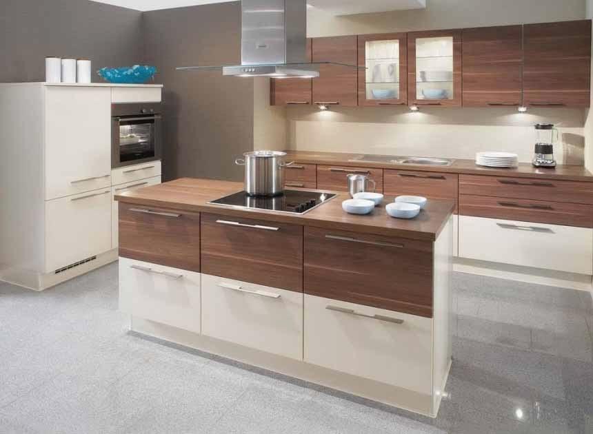Model Desain Ruang Dapur  Minimalis Modern 2014