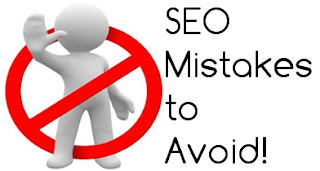 common mistakes to avoid in seo