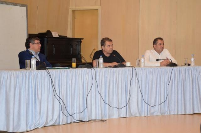 Δ.Καμπόσος: Αν δεν θέλει η Μεγαλόπολη εργοστάσιο ενέργειας από απορρίμματα, το θέλουμε εμείς στο Άργος (βίντεο)