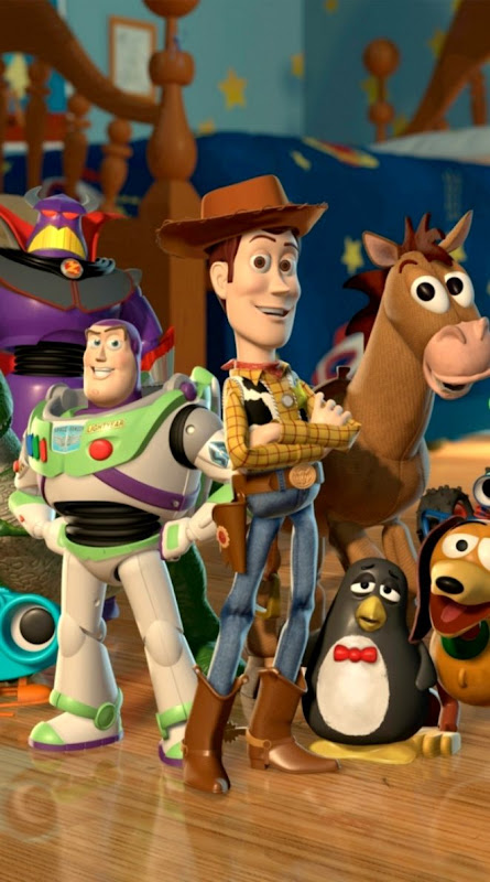 Toy Story Iphone Wallpaper All In One Wallpapers