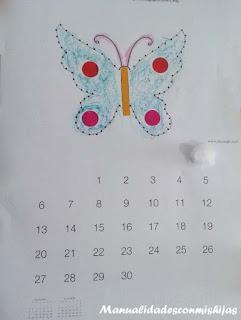 molde-mariposa-colorear-y-gomets