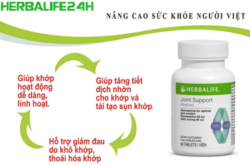 mua lẻ Herbalife Joint Support giá rẻ