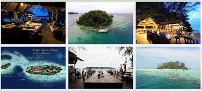 Paket Tour Wisata Resort Pulau Macan Kepulauan Seribu
