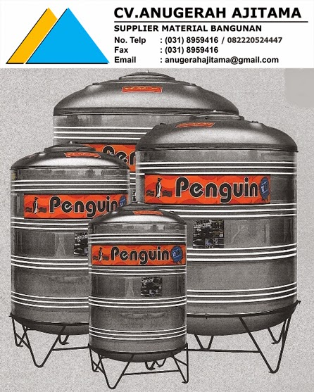 TANDON AIR PENGUIN STAINLESS