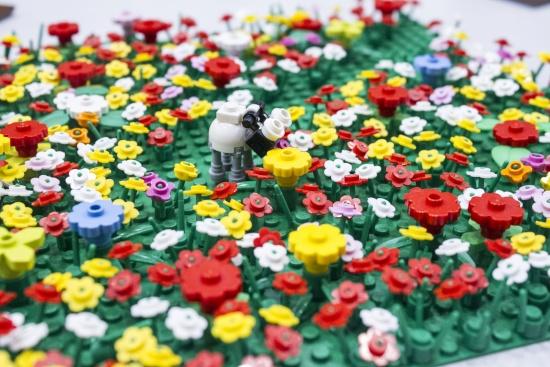 Nowa wystawa LEGO w Gliwicach
