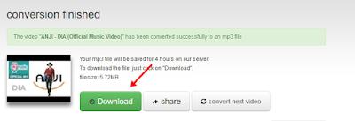 cara mendownload youtube menjadi mp3