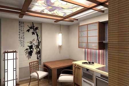 Desain Interior Dapur Minimalisa Jepang