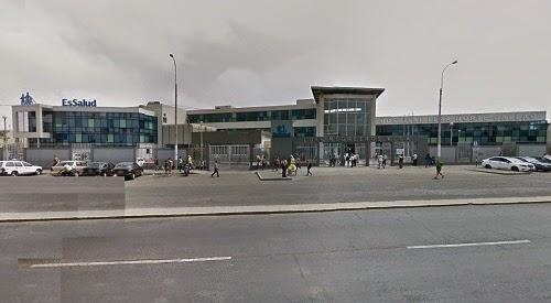 hospital negreiros