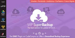 Download Super Backup Clone v2.0 – Migrate for WordPress