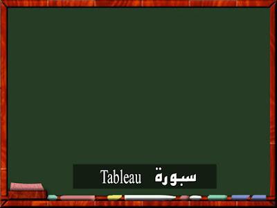 أسماء الادوات المدرسية بالفرنسية