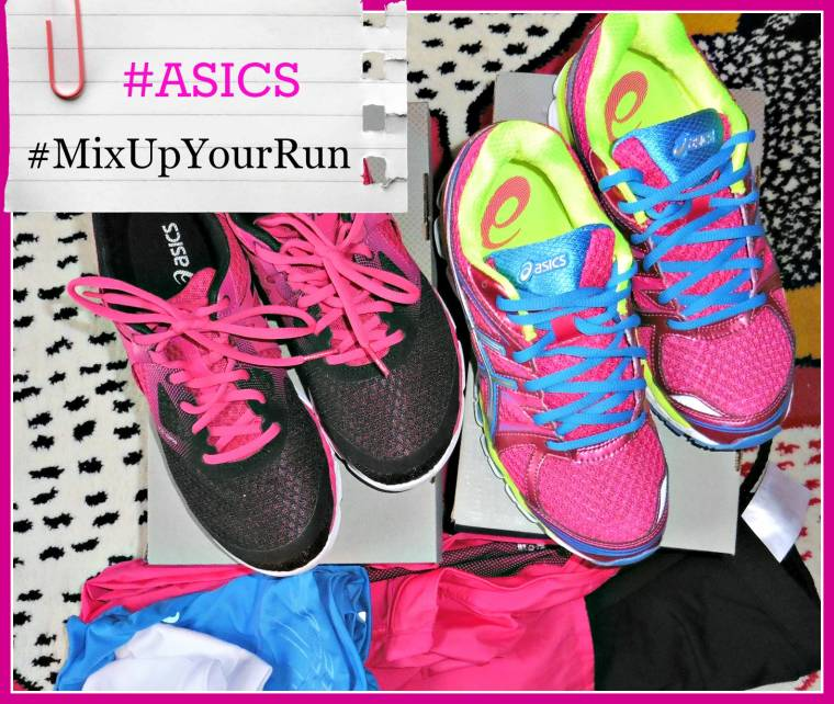 Mix Up Your Run…