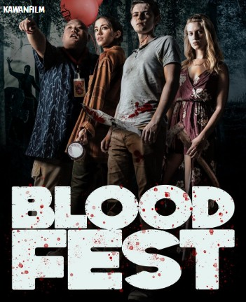 Blood Fest (2018) WEBDL Subtitle Indonesia