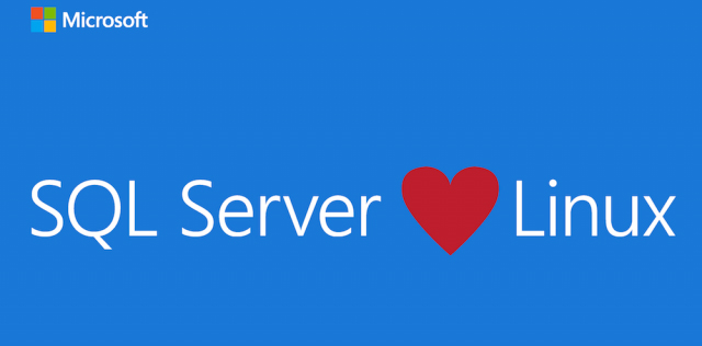 SQL Server 2016 mendukung platform Linux