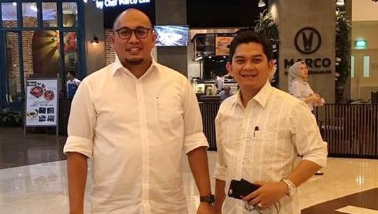 Andre Rosiade Klaim Survei Internal Bulan Maret Prabowo-Sandi Unggul 2% dari Jokowi-Ma'ruf