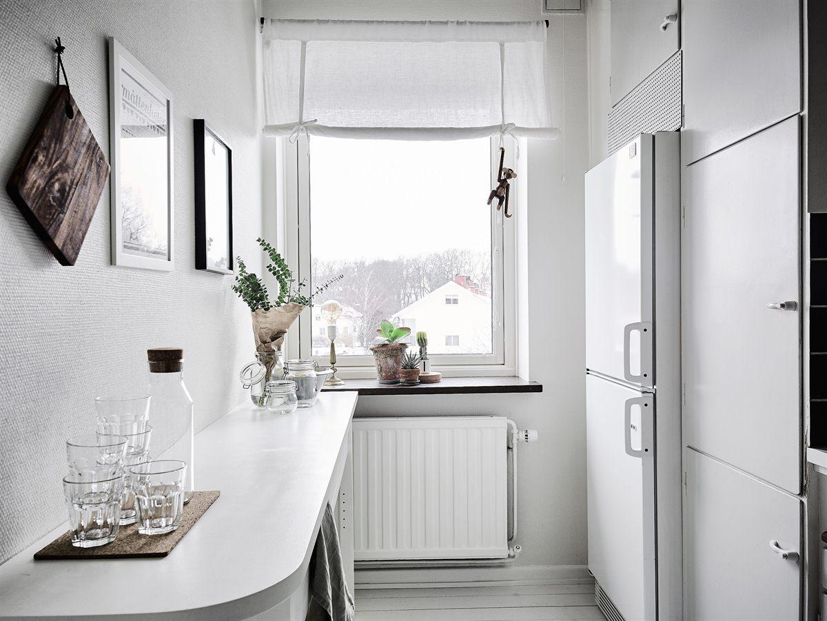 Aranżacja Małej Kuchni W Bloku Codziennie Szczypta Designu
