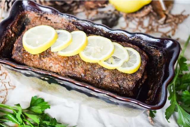 Delicious Low Carb Keto Meatloaf